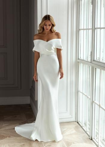 Силуэт платья «Русалка»