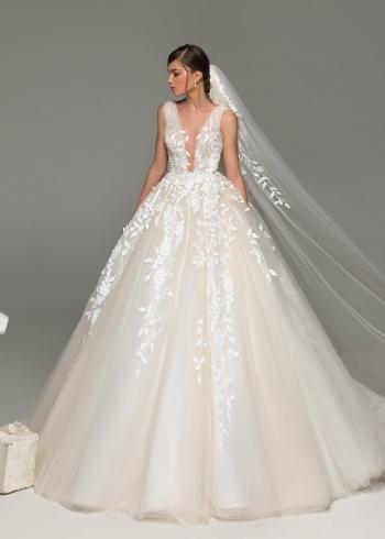 Силуэт платья «Пышный»